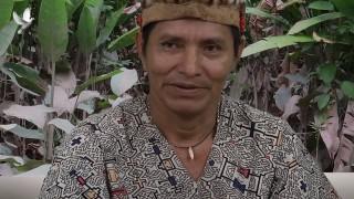 Don Viktor, Amazonský kmenový šaman