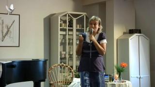 Alžběta Šorfová, Transformace ducha, 1. Díl