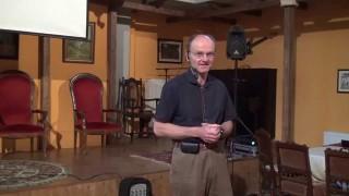 Ing. Petr Ježek, PhD.: Voda jako přírodní zdroj