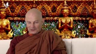 Dhammadipa, Buddhistický mnich