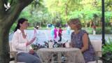 Lenka Rišková, Skrze Tai-chi se učíme naslouchat vlastnímu tělu