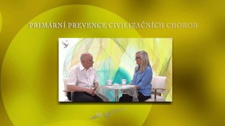 MUDr. Karel Erben, Primární prevence civilizačních chorob
