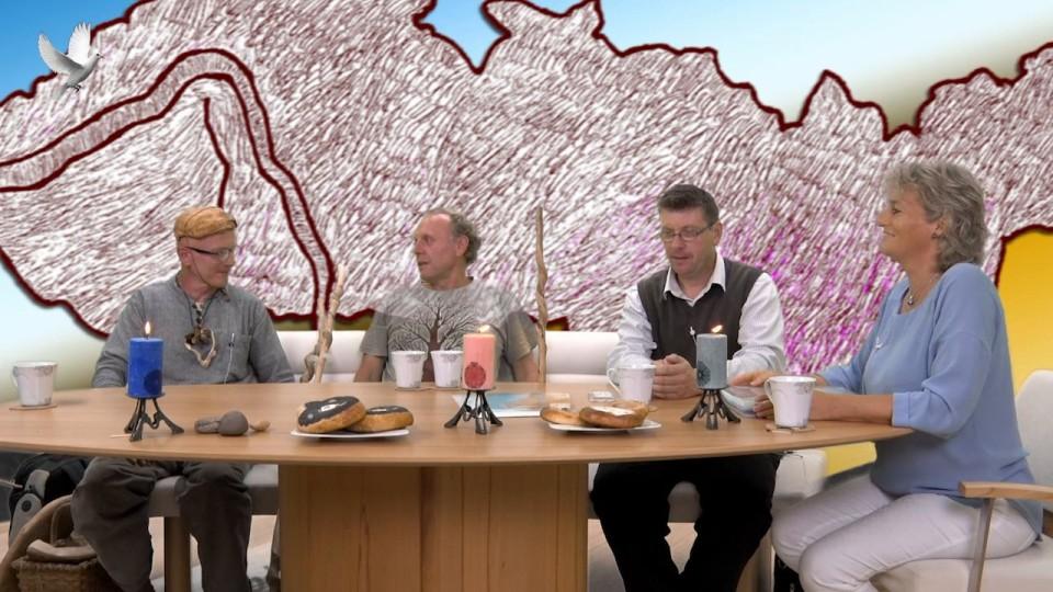 Pavel Hlušička, Jaroslav Dušek, Dřevmuž, Připojte se do spirály