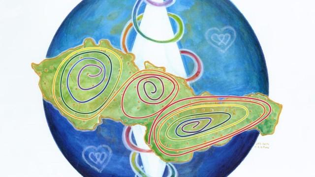 – SPIRÁLY – PROPOJENÍ – ČECHY MORAVA SLEZKO I SLOVENSKO V SRDCI