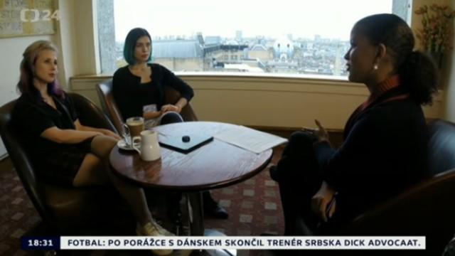Interview ČT24 – speciál