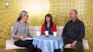 Rozhovor s Irenou Rashi Příhodovou terapeutkou a léčitelkou a jejím hostem Lubomírem Hamříkem 1. díl