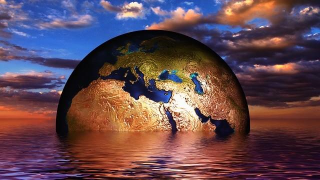 Nepopierateľné zmeny v našom svete, ktoré pokračujú ďalej a prinášajú nové vedomie do živej hmoty