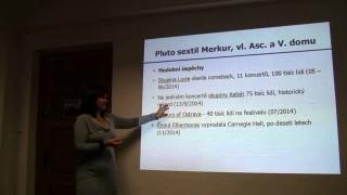 Prognoza pro Českou republiku na rok 2015: Eva Prokešová v Astrologické asociaci