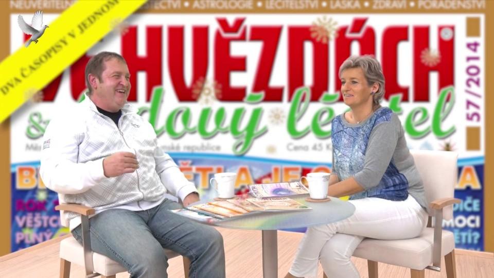 Roman Zahrádka, Šesté narozeniny časopisu Ve hvězdách & Lidový léčitel