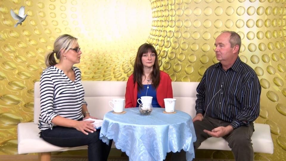 Rozhovor s Irenou Rashi Příhodovou terapeutkou a léčitelkou a jejím hostem Lubomírem Hamříkem 2. díl