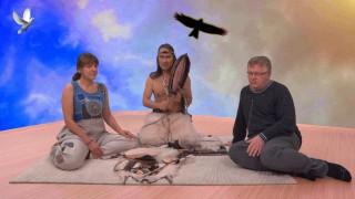 Hivshu, Michaela Peterson, Povídání s inuitským šamanem