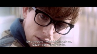 Nový film Teória všetkého (Theory of Everything) – oficiálny trailer