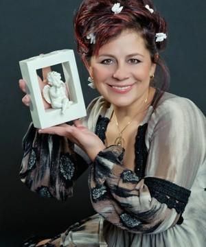 Bc. Eva Kalivodová Štichová, léčitelka, kartářka, lektorka, zakladatelka Akademie Křídla Andělská