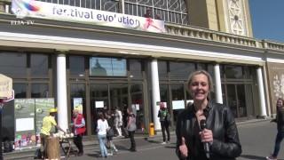 Reportáž z Festivalu Evolution 2015