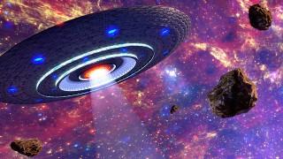 Z paluby ISS pozorují jedno UFO za druhým