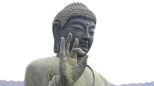 LORD BUDDHA – POMOZTE PŘÍTOMNOSTI