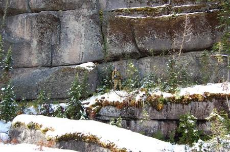 Megalitické ruiny na hoře Šoria (Shoryia) v Rusku, je to dílo obrů?