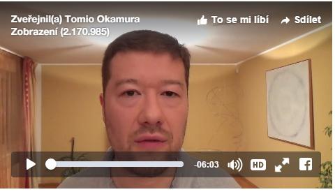 Tomio Okamura – Šokující informace o migrantech