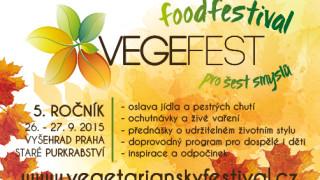 5. ročník vegetariánského festivalu otevře své brány 26. – 27. září 2015 na Vyšehradě