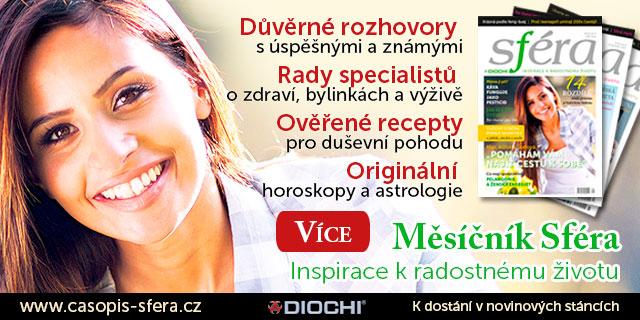 časopis Sféra