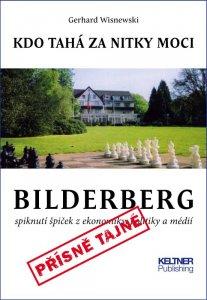 Nová kniha BILDERBERG – kdo tahá za nitky moci
