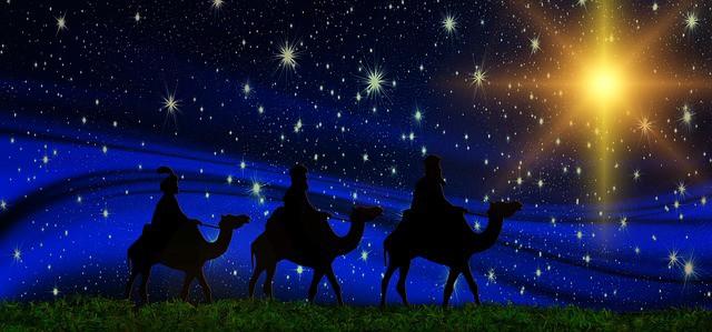 Astrologický pohled na Betlémskou hvězdu