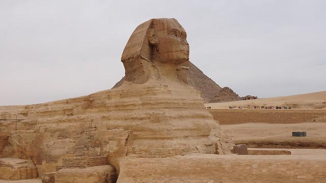 Egypt: GEOLOGICKÉ DŮKAZY NAZNAČUJÍ, ŽE SFINGA JE STARÁ 800000 LET