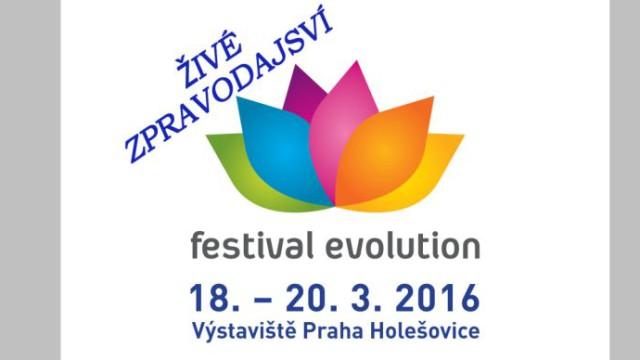 Živé zpravodajství z festivalu Evolution 2016