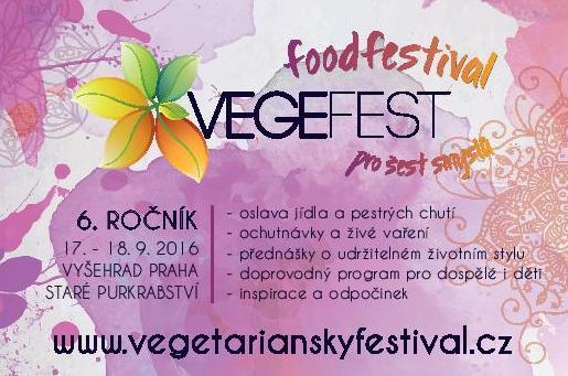 6. ročník vegetariánského festivalu otevře své brány 17. – 18. září 2015 na Vyšehradě