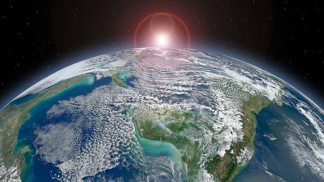 Satelitní zobrazení NASA poskytuje šokující důkazy geoinženýrství