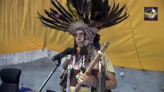 Petr Chobot a peruánský šaman Don Sergio tento říjen v České a Slovenské republice