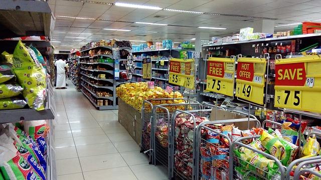 Energetický svet supermarketov