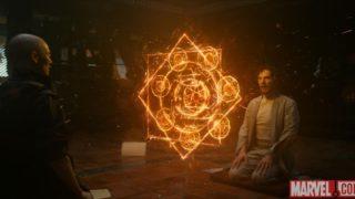 Transformační film – Doctor Strange