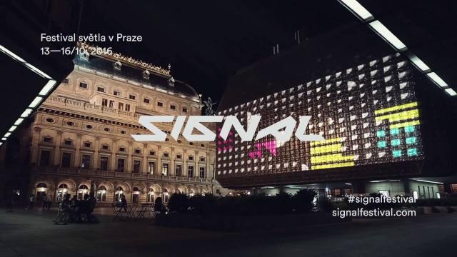 SIGNAL festival světla rozzáří Prahu