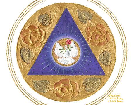 Mandala na 51 týden: Ivana Stonjeková – BOŽÍ MILOST