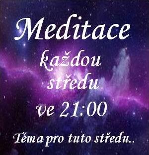 Středeční meditace