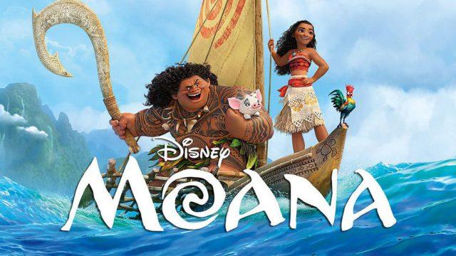 Doporučujeme film MOANA – Odvážná Vaiana: Legenda o konci světa…