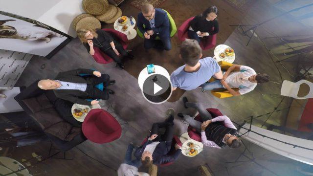 Nejnadanější mladí Češi v debatě na Seznamu: Žijeme v bublině. Ta způsobila brexit a Trumpa