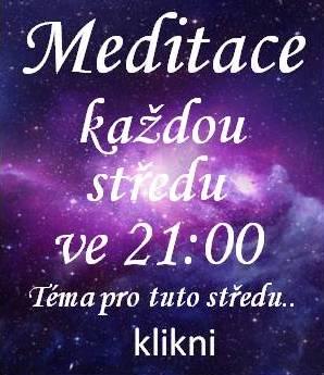 Středeční meditace 25.1.2017