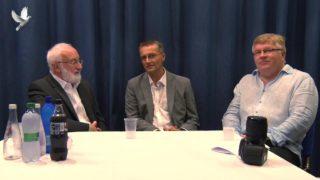Dr. Michael Laitman, Celosvětový kabalistický kongres v Praze 2016