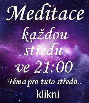 MEDITACE 19.4.2017