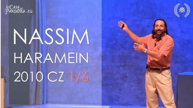 Nassim Haramein: nové axiomy fyziky aneb fraktální teorie vesmíru