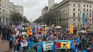 Pochod ve Washingtonu D.C.