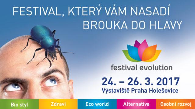 Festival Evolution: Dny, které prospějí vašemu zdraví