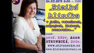Sám sebe lekárom 24.11.2015 -24- Anna Strunecká
