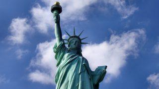 Socha Svobody zhasla. New York má dvě možná vysvětlení: ženy, nebo imigrace