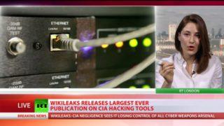 VIDEO: Největší skandál CIA v dějinách je na světě! Langley shromažďovalo zbraňové kybernetické exploity, obětí byl Trump a zřejmě i český premiér Bohuslav Sobotka! Vyhoďte z okna televizory Samsung! [CZ Titulky]