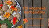 Ró veganské karbanátky s divokými bylinkami