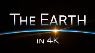 The Earth: 4K