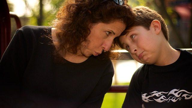 Léčení vztahu k matce